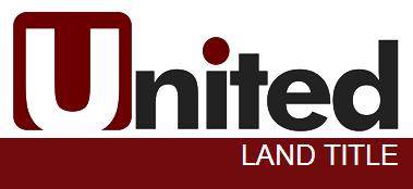 United Land Title Logo